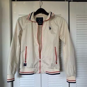 Vintage U.S. Polo Assn Jacket Windbreaker